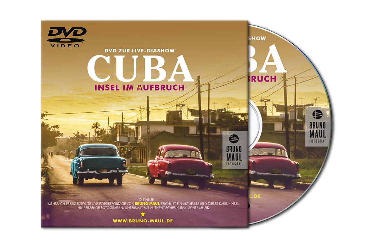 Die neue DVD zum CUBA-Vortrag